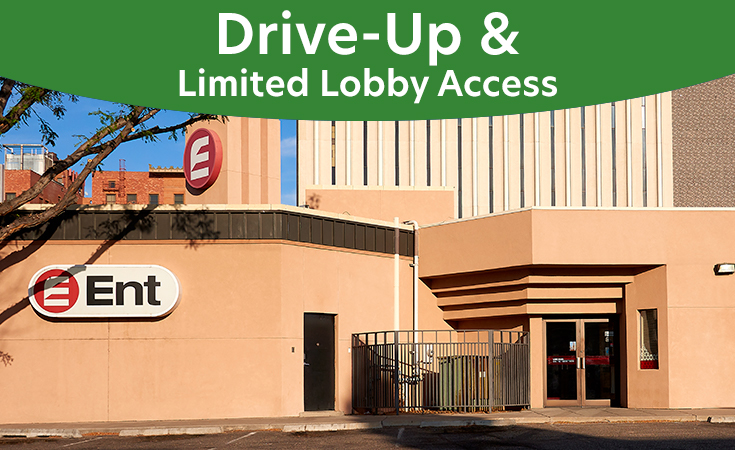 Pueblo Main Service Center: Open for Drive-Up and Limited Lobby Access