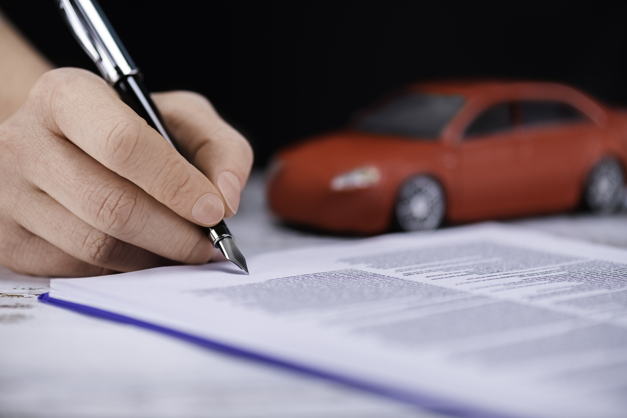 Car Ownership, Used Car Selling, Car Rental, Signing Event, Contract