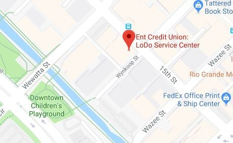 LoDo Service Center | Downtown Denver, CO | Ent Credit Union