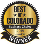 Best of Colorado: Business Choice Winner 2019