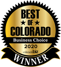 Best of Colorado 2020 Badge