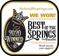 Best of the Springs 2020 badge