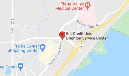 Image of Brighton Service Center on Google Maps