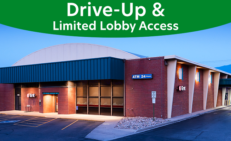 Bon Service Center: Drive-Up and Limited Lobby Access