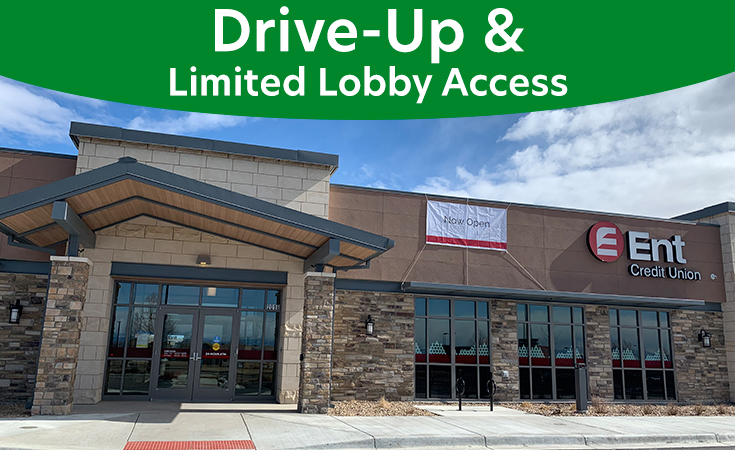Brighton Service Center: Drive-Up and Limited Lobby Access