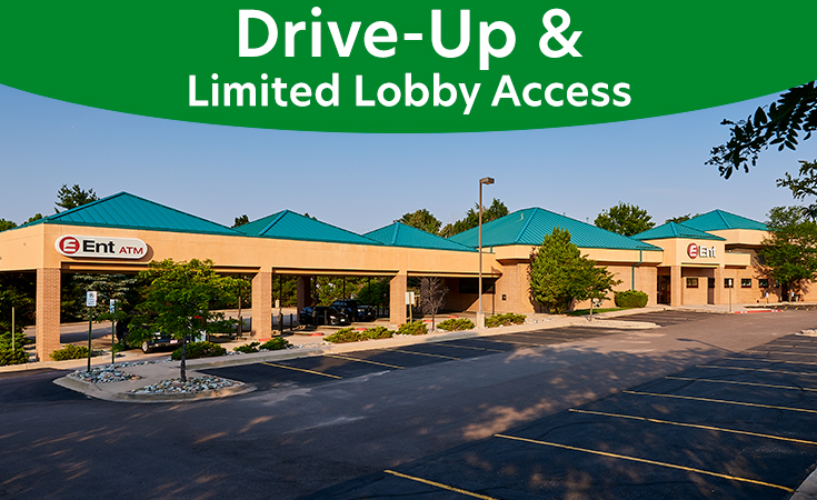 Flintridge Service Center: Drive-Up and Limited Lobby Access