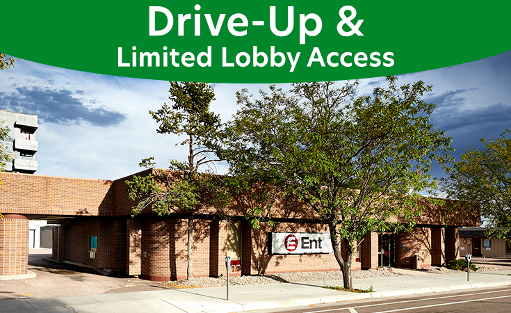 Mountain Bell Service Center: Drive-Up and Limited Lobby Access