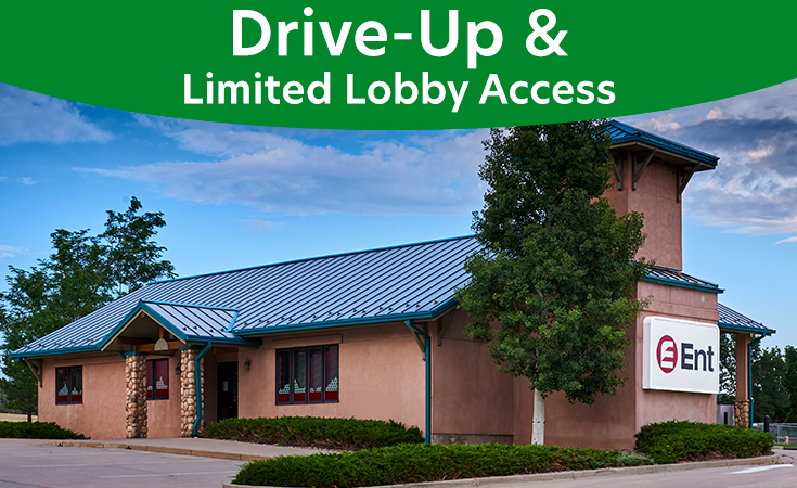 Rye Service Center: Drive-Up and Limited Lobby Access