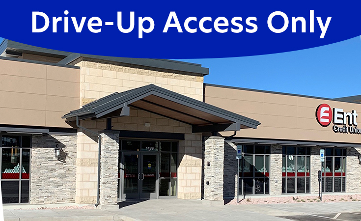 Lucent Service Center Drive-Up Access Only