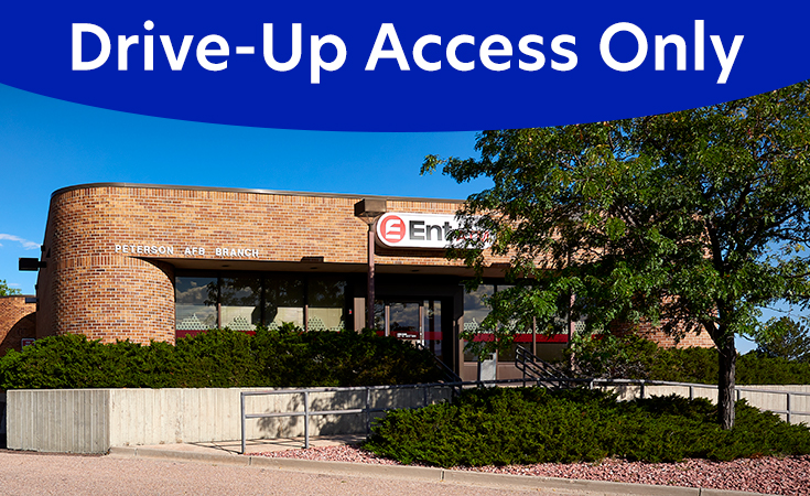 Peterson AFB Service Center Drive-Up Access Only