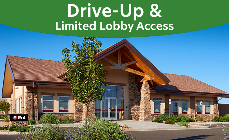 Pueblo West Service Center: Open for Drive-Up and Limited Lobby Access