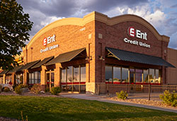Exterior photo of Ent